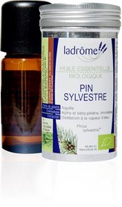Huile Essent Pin Sylvestre Ladrome 10ml BIO