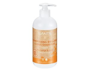 SHAMPOOING BRILLANCE ORANGE-COCO 950ML SANTE BIO
