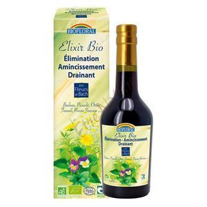 Elixir Elimination Amincissement Drainant 375ml BIOfloral BIO