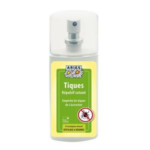 Spray Anti Tiques 100ml Aries BIO