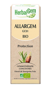 Allargem Macerat De Bourgeons Frais Allergies 50ml BIO