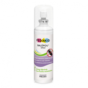 Spray Repulsif Balepou (anti Poux) 100ml Pediakid BIO