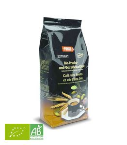 Succedane Cafe Fruits Cereales Recharge 250g Pionier BIO