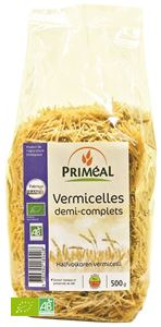 Vermicelles 1/2 Complets 500g Italie Primeal BIO