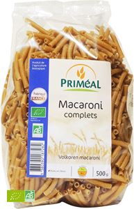 Macaroni Complets 500g Italie Primeal BIO