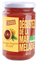 MARMELADE D'ORANGE SANGUINE DE SICILE 370G BIO