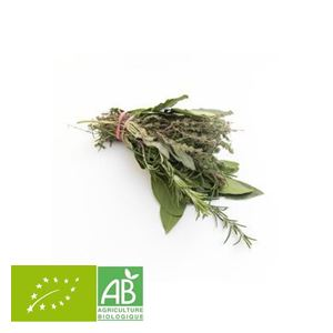 BOUQUET GARNI BOTTE FRANCE PIECE FRAIS BIO
