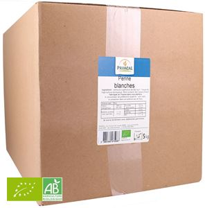 Pennes Blanches 5kg France Primeal BIO