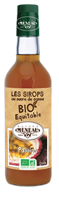Sirop De Fruits De La Passion 50cl Meneau BIO