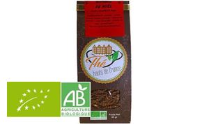 Infusion Rooibos De Noel (cannelle Orange) 80g BIO