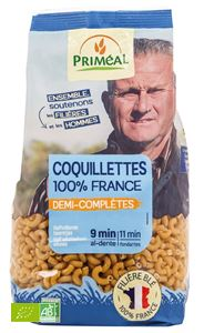 Coquillettes 1/2 Completes France 500g Primeal BIO