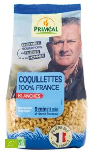 Coquillettes Blanches 500g France Primeal BIO