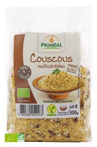 Couscous Multicereales 300g Primeal BIO