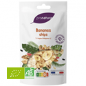 Chips De Bananes 125g Pronatura BIO